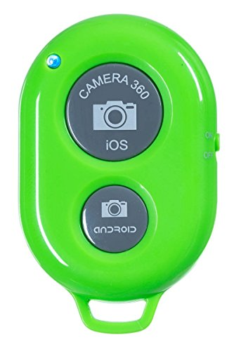 Bluetooth Wireless Remote Control Camera Shutter Release Self - Import It  All