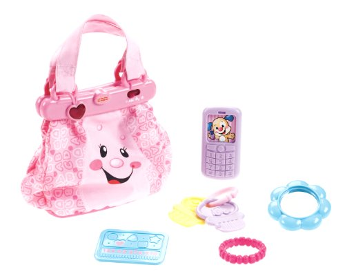 Fisher-Price Laugh and Learn Learning Mi bolso bonito