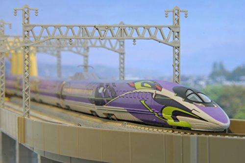 Zゲージ T013-5 新幹線 エヴァンゲリオン プロジェクト 500TYPE EVA 5両増結セット