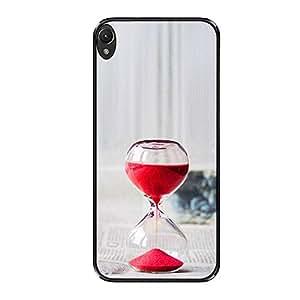 Vibhar printed case back cover for OnePlus X RedTimer