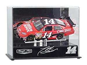 Mounted Memories Tony Stewart 1:24 Die-Cast Car Case w  Platform by Mounted Memories