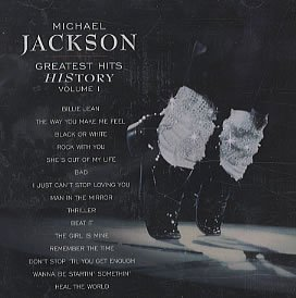 Michael Jackson - Greatest Hits: HIStory, Volume 1 - Zortam Music