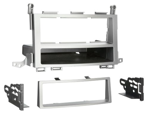 Metra 99-8225G Single DIN Installation Dash Kit for 2009 Toyota Venza (Gray)