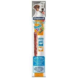 Vitakraft - 15939 - Beef Stick Hypoallergénique - Dinde et Autruche P1