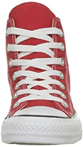 f0347e2bd124 Converse Chuck Taylor All Star Shoes (M9621) Hi Top in Red Size 9 D ...