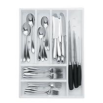 Plastic Adjustable Drawer-Organizer