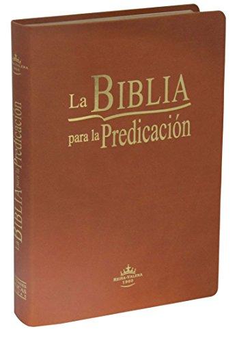 La Biblia para la Predicacion / La Biblia para la Predicacion (The Bible for Preaching)  [Bible Society of Brazil] (Tapa Dura)