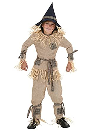 Fun Costumes boys Child Silly Scarecrow Costume