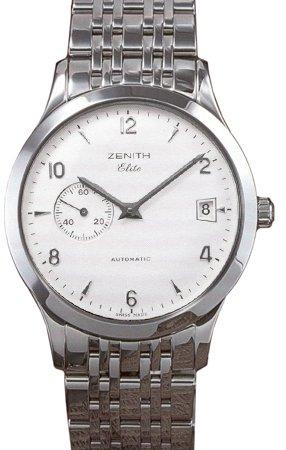 Zenith 02-1125-680-01-M1126 - Reloj