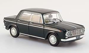 Amazon.com: Lancia Fulvia 2c, dark green, 1964, Model Car, Ready-made
