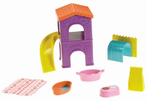 Fisher-Price Dora The Explorer Playtime Together Dora and Me Dollhouse Basic Pet Set