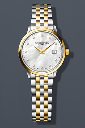 Raymond Weil Toccata Diamond Ladies Watch 5988-STP-97081
