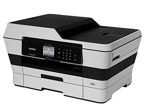 how to connect brother printer to fax