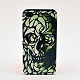 Cull Skull Pattern Hard Case for iPhone 4/4S