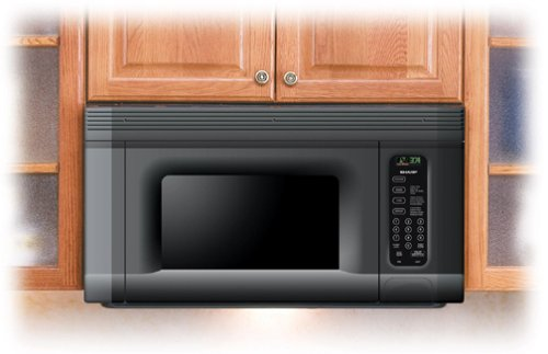 Sharp 950-Watt 1-2/5-Cubic-Foot Over-the-Range Microwaves