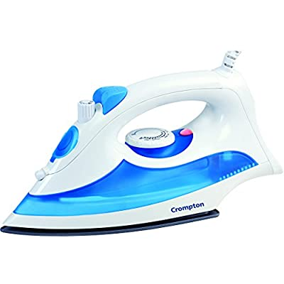Crompton ACGSI-ARISTO 1200-Watt Steam Iron (White)
