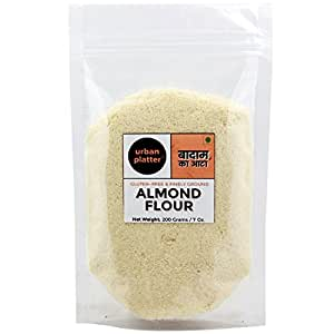 Urban Platter Fine Almond Flour, 200g: Amazon.in: Grocery