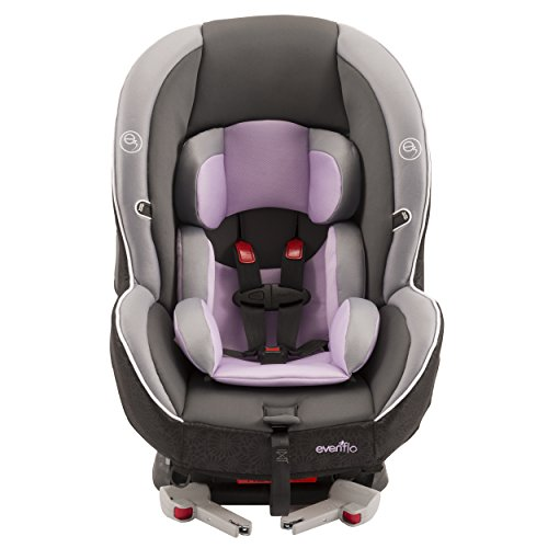 evenflo momentum dlx convertible car seat lilac. Black Bedroom Furniture Sets. Home Design Ideas