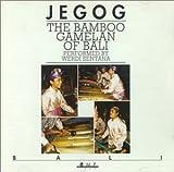 echange, troc Gamelan Jegog Werdi Senatana - The Bamboo Gamelan Of Bali
