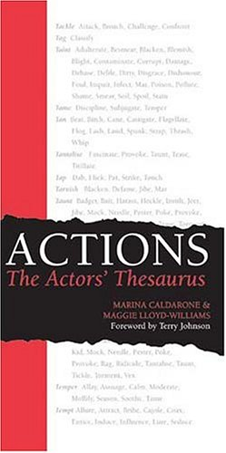 Actions: The Actors' Thesaurus