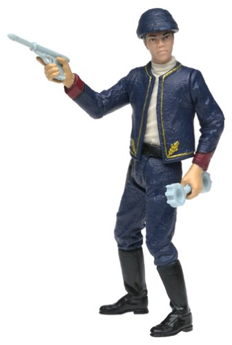 Star Wars, Power of the Jedi, Bespin Guard (Cloud City Security) Action Figure, 3.75 Inches