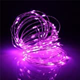 10M 100 LED USB Copper Wire Flexible String Fairy Light Xmas Wedding Party Décor-Pink