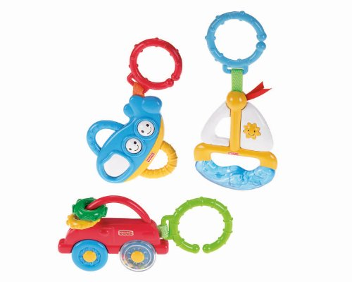 Fisher-Price On-the-Go Gift Set - 1