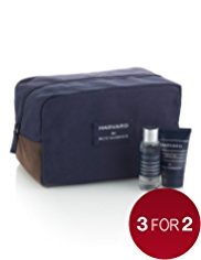 Blue Harbour Harvard Washbag Gift Set