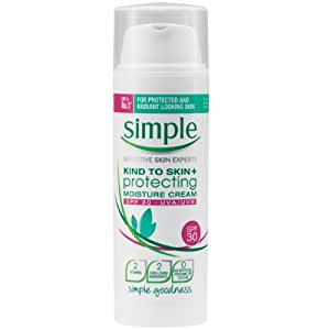Simple Kind to Skin Protecting Moisture Cream SPF 30