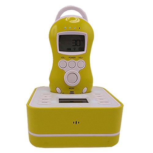 Baby Monitor Digital Boy Wireless Night Light Audio Baby Monitor Camera Two-Way Voice Calls Temperature Indication Function Bbm 09