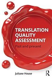 Translation Quality Assessment