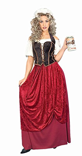 Forum Novelties Women's Olde Time Tavern Wench Costume