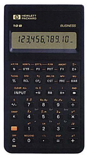hp-10b-financial-calculator