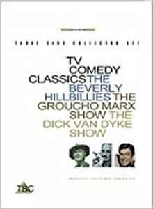 TV Comedy Classics (Box Set) [DVD]