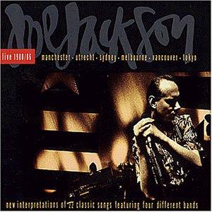 Joe Jackson - Live 1980 - 86 - Zortam Music
