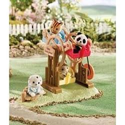 Calico Critters Baby Playground Ferris Wheel