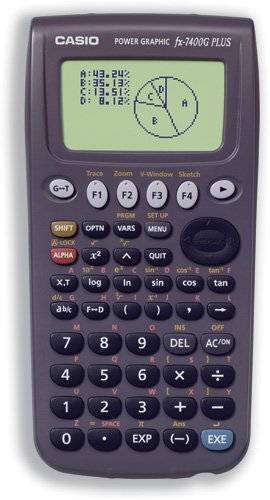 Casio FX 7400 G PLUS  Calculator