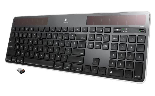 Logitech Wireless Solar Keyboard K750 for Mac (920-003471)