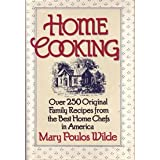 Home Cooking ~ Mary Poulos Wilde