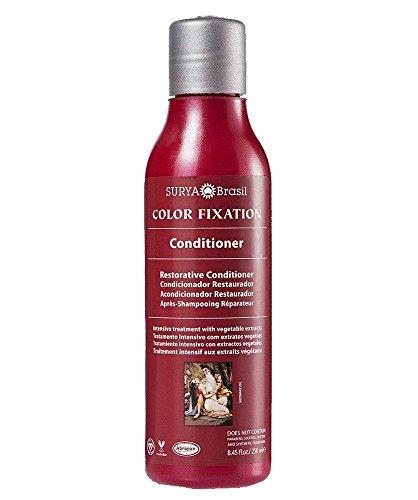 Surya Brasil Color Fixation Conditioner Restorative -- 8.45 fl oz (Surya Brasil Conditioner compare prices)