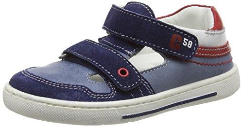 ChiccoSandale Cuper - Sandali alla caviglia con punta chiusa Bambino , Blu (Bleu (800)), 31