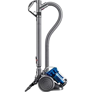Exciting Dyson DC26 Multi Floor Bagless Cylinder Vacuum Cleaner with accompanying HSB Microfibre Cleaning Glove