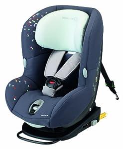 Bébé Confort MiloFix - Silla de coche grupo 0+/1, desde 0 hasta 18 kg, instalación IsoFix, color gris