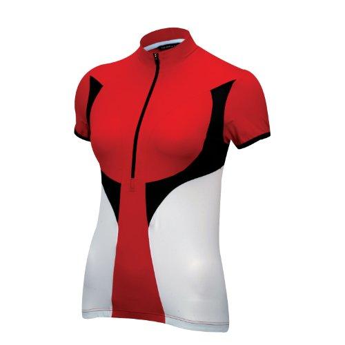 Buy Low Price De Marchi Women's Contour Short Sleeve Jersey (B007KAEN8S)