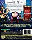 Image de Coraline - Blu-ray 3D active