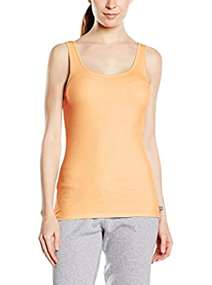 Under Armour Top Double Threat (Naranja)