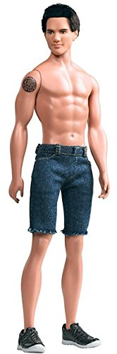 Barbie Collector Twilight Saga New Moon Jacob Doll