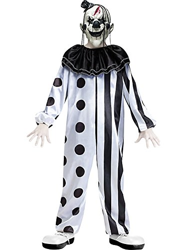 Fun World Killer Clown Child Costume
