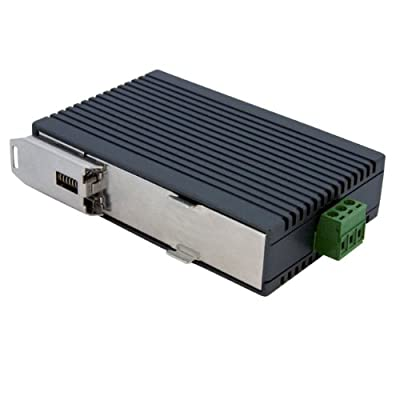 StarTech.com IES5100 5 Port Unmanaged DIN-Rail Mountable Industrial Ethernet Switch