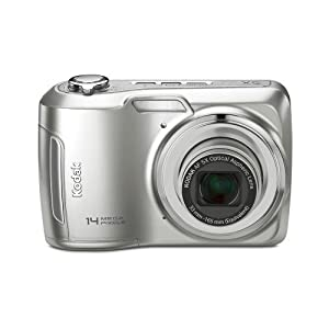 Kodak Easyshare C195 Digital Camera (Silver) Color: Silver Consumer Portable Electronics/Gadgets